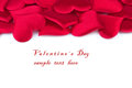 Free Valentine´s Day Background With Space For Your Text Royalty Free Stock Image - 28848526