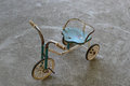 Free Old Children Tricycle Royalty Free Stock Image - 28854856