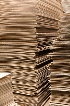Free Paper Columns Stock Photo - 28851580