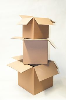 Free Boxes Stock Images - 28851604