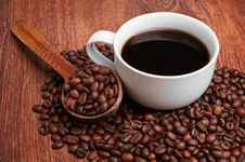 Free Cup Of Coffee Royalty Free Stock Image - 28858216