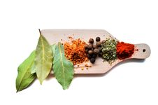 Free Spices Royalty Free Stock Images - 28859949