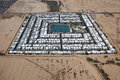 Free Desert Trailer Park Royalty Free Stock Photos - 28860878