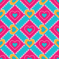 Free Patchwork Seamless Pattern Royalty Free Stock Photos - 28861908