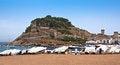 Free Castle View In Tossa De Mar, Spain. Royalty Free Stock Photo - 28864775
