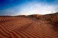 Free Red Sand Dunes. Sunset Stock Photography - 28865492