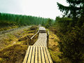 Free Trail To The Summit Of The Brocken Stock Photo - 28866520