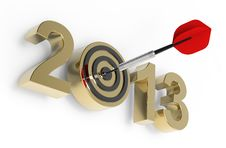 Free New Year 2013 Stock Image - 28865941