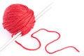 Free Knitting Royalty Free Stock Photo - 28879935