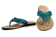 Free Slippers Stock Photography - 28871262