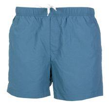 Free Blue Shorts Isolated Stock Photography - 28876792