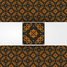 Free Vector Geometric Seamless Pattern Royalty Free Stock Photo - 28878735