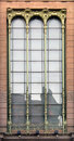 Free Window Art Nouveau Royalty Free Stock Photo - 28896025