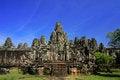 Free Bayon Face, Angkor Wat, Combodia Royalty Free Stock Image - 28896216