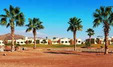 Free Resort Near The Red Sea Stock Image - 28894661