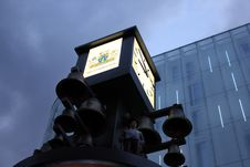 Free Leicester Sq, Central London, England Royalty Free Stock Photography - 28895407