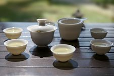 Free Tea Ceremony Royalty Free Stock Photos - 28896118