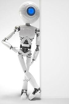 Free Robot Stock Image - 28897811