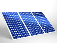 Free Solar Panel Royalty Free Stock Image - 28898796