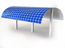 Free Solar Panel Stock Photography - 28898852
