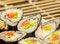 Free Set Of Japanese Sushi Royalty Free Stock Image - 28894556