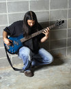 Free The Bass Player Stock Images - 2893064
