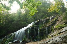 Free Bald River Waterfall Royalty Free Stock Image - 2890056