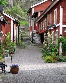 Free Village 2 Royalty Free Stock Image - 2890896