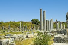 Free Ancient Perge Stock Photography - 2891152