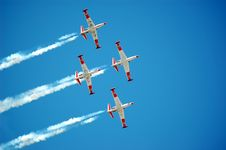 Free Over The Sky 1 Royalty Free Stock Image - 2891516