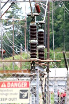 Free Danger High Power Stock Photo - 2892240