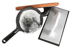 Free Finishing Tools Stock Photography - 2892912