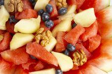 Free Watermelon Royalty Free Stock Image - 2893106