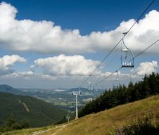 Free Chair Lift Stock Images - 2893134