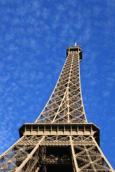 Free Eiffel Tour Perspective Stock Photography - 2893452
