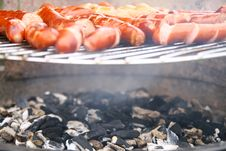 Free Barbecue Time... Stock Photos - 2893773