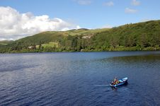 Free Lake Vyrnwy Royalty Free Stock Photos - 2894988