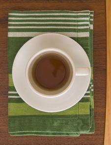 Free Overhead Tea Royalty Free Stock Photography - 2895587