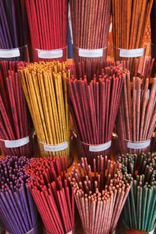 Free Joss Sticks Stock Photo - 2897070