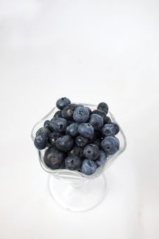 Free Blueberries Royalty Free Stock Image - 2897126