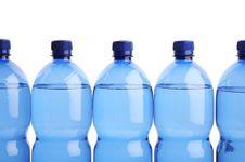 Free Spring Water Bottles Stock Photo - 2898800