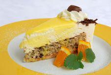 Free Egg Liqueur Pie Stock Images - 2899284