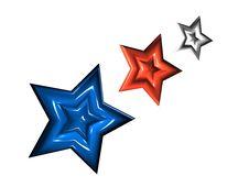 Free 3 Stars Stock Image - 2899641
