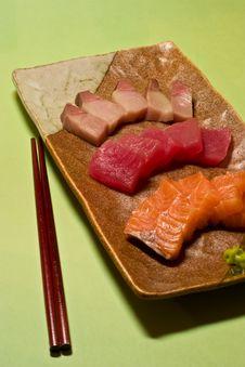 Free Sashimi Stock Photography - 2899812