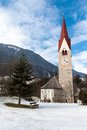 Free Church With A Bell Tower On The River Ahr Stock Photography - 28901812