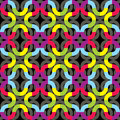 Free Abstract Color Weave Stock Photography - 28902122