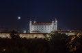 Free Castle In Bratislava Stock Photography - 28905792