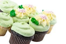 Free Cupcake Royalty Free Stock Photography - 28903727