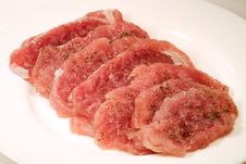 Free Raw Meat Royalty Free Stock Photo - 28903855