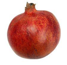 Free Isolated Fresh Pomegranate Stock Image - 28904141